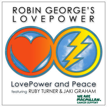 LovePower and Peace single Cover