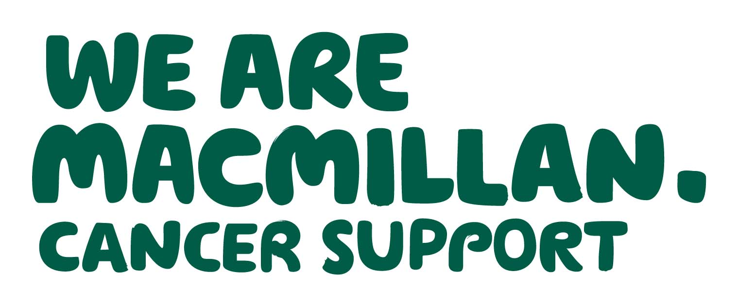 Macmillan Cancer support uk logo